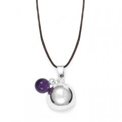 Bolas de grossesse - Vivez votre grossesse en mode zen avec la collection Maman Zen, des bolas de grossesse qui combinent doux tintement et pierres aux nombreux bienfaits!