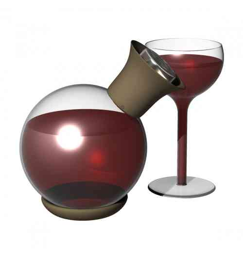 La Sphère 14cm, un aérateur à  vin optimal - <p>La <strong>Sph&egrave;re 14cm</strong> est un a&eacute;rateur a vin aux multiples qualit&eacute;s:</p> <p>- Elle donne un effet &eacute;taonant, en se posant sur sa base en silicone, elle peut s'orienter comme vous le souhaitez..</p> <p>- Sa forme arrondie &eacute;tudi&eacute;e et sa grande capacit&eacute; (1L), permettent d'a&eacute;rer de fa&ccedil;on optimale les vins jeunes.</p> <p>- Son bec verseur en silcone permet un jet ultra-pr&eacute;cis, et est totalement anti-goutte grace &agrave; ses caract&eacute;ristiques electro-statiques.</p> <p>- Nous proposons en premi&egrave;re exclisivit&eacute; notre nouveau sys&egrave;me de filtration inspir&eacute; du monde du caf&eacute;, pour une clarer&eacute; optimale du vin.</p>