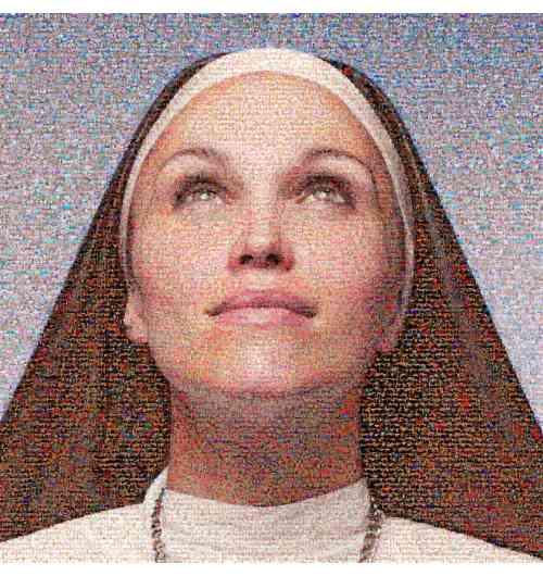 Double Adoration - Photographie - Edition originale de 8 ex + 4 épreuves d'artistes