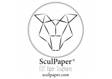 SculPaper, DIY Paper Sculptures - ARTISANAT