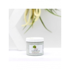 """Masque capillaire Protect My Hair """"coco/spiruline"""" - <p>Ce masque &agrave; l'odeur agr&eacute;able de Noix de Coco&nbsp;nourrit et&nbsp;r&eacute;pare la fibre capillaire&nbsp;en profondeur pour des cheveux plus doux et brillants. Et &agrave; la spiruline, actif marin excellent fortifiant capillaire.&nbsp;La Spiruline : Prot&egrave;ge et fortifie la fibre capillaire, favorise la pousse et aide &agrave; sublimer les boucles.</p>"""
