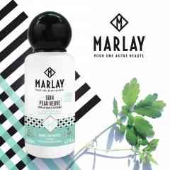 Lotion Soin Peau Neuve Marlay à la chélidoine - Lotion certifiée Bio pour traiter efficacement et en douceur les cuticules,cors et callosités
