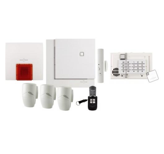 Télésurveillance & Vidéosurveillance à Ternay ▷ Tarif & Devis : Alarme, Protection Intrusion & Cambriolage