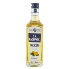 J.A. Baczewski Orange - Vodka infusée aux oranges et à l'écorce d'orange