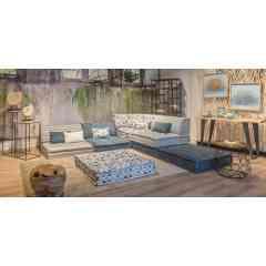 Canapé PLENITUDE - <p>Composez à l'envi votre canapé. Chaque élément du concept PLENITUDE est interchangeable, vous permettant ainsi de donner de nouvelles facettes à votre intérieur, modulez les éléments et les revêtements selon vos désirs.</p>