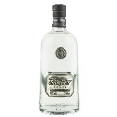Bimber Vodka - 40% - Une vodka artisanale distillée sur une base de blé et de seigle