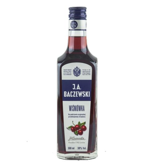 J.A. Baczewski Cerise - Vodka infusée aux cerises