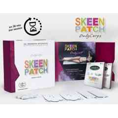 SKEEN PATCH BodyCorps - Coffret complet prêt à l'emploi pour gommer la cellulite et affiner sa silhouette