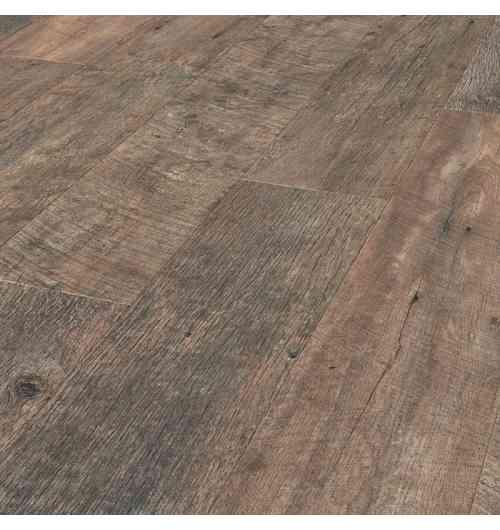 Revêtement de sol Stratifié Super Natural Classic- Teinte Pin Rusty K061 - La structure brossée en profondeur du stratifié Super Natural Classic  Pin Rusty K061 lui confère un aspect parquet véritable bluffant. Système de pose 1clic2go
