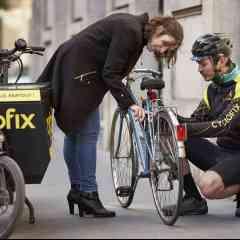 Cyclofix - <p>Cyclofix est le premier service deréparation vélo à domicile. Vous habitez Paris, Strasbourg, Grenoble, Lille ou Lyon et avez besoin de réparations sur votre vélo ? Les réparateurs de Cyclofix se déplacent jusqu'à vous où et quand vous voulez.</p>