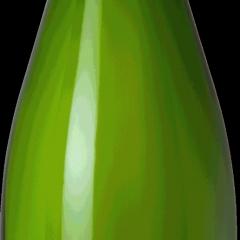 Crémant d'Alsace Riesling - Ce Crémant d'Alsace, très spécial, est élaboré à base de 100% Riesling. C'est un Crémant qui a enchanté les dégustateurs du Guide Hachette: un crémant Or vert, loué pour ses bulles fines et abondantes, pour la finesse fruitée de son nez, et pour sa bouche nette, élégante et longue, aux arômes d'agrumes.