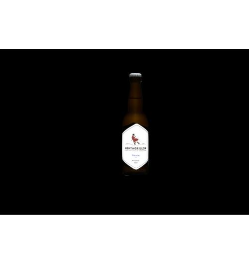 """BLANCHE """"WEISENBIER"""" - Cette bière de type """"Weisenbier"""" est un vrai moment de fraîcheur. Infusée aux écorces de citrons et à la coriandre, ses jolis arômes d'agrumes, ses saveurs herbacées et fleuries et ses délicates notes acidulées émoustilleront vos papilles!"""