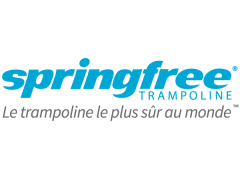 Springfree Trampoline, le trampoline le plus sûr du monde  - Springfree Trampoline, le trampoline le plus sûr