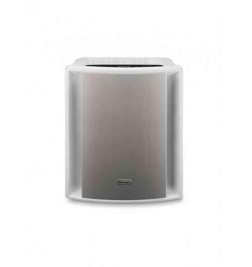AC 230 - Grâce à ses 5 niveaux de filtration et sa fonction ioniseur, ce purificateur est idéal pour contrôler et gérer la qualité de l'air chez vous !