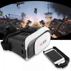 VR Box - <p>Les casques à réalité augmentée vous permettent une immersion total dans vos film ou vos jeux preferes</p>