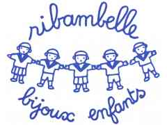 RIBAMBELLE BIJOUX ENFANTS - ARTISANAT