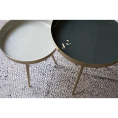 Duo de tables basses  - <p>Duo de tables basses</p>