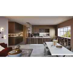 LOUNGE - <p>Le modèle Lounge fait partie de la gamme Essence, car il s'inscrit dans la continuité de cet univers par rapport à la qualité des matériaux, ainsi que pour l'esthétisme visant à rendre la cuisine plus accueillante et agréable. Découvrez toutes les finitions disponibles dans le nouveau catalogue Lounge Veneta Cucine.</p>