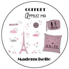 Coffret Appelez-moi Mademoiselle - Gift box Call me Mademoiselle