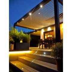 pergola bioclimatique - Abris de terrasse
