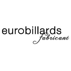 BILLARDS EUROBILLARDS - AMEUBLEMENT - DÉCORATION