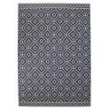 Tapis de salon marine - <p>Dimensions : 120x170 cm</p>