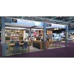 Bibliothèques / Tables bois & céramique / Chaises / Meubles TV / Salons / Tables de salon / Bahuts / Vitrines