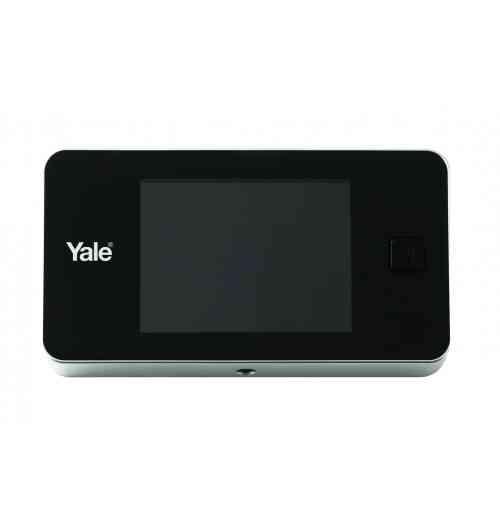 Judas numériques - <p>Premiers gardiens de votre sécurité, les microviseurs numériques Yale permettent d'identifier les personnes qui sonnent à votre porte. Certains modèles peuvent même enregistrer à tout moment toute personne attendant devant la porte après avoir actionné la sonnette.</p> <p>Judas numérique Auto Imaging<br />Ce judas numérique avec sonnette intégrée est la solution idéale pour remplacer un judas traditionnel. Equipé d'un détecteur de mouvement, sa caméra peut enregistrer automatiquement une photo ou vidéo de la personne qui sonne à votre porte.</p>