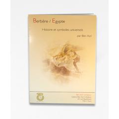 Livre sur l'histoire des symboles Berbères et Egypte