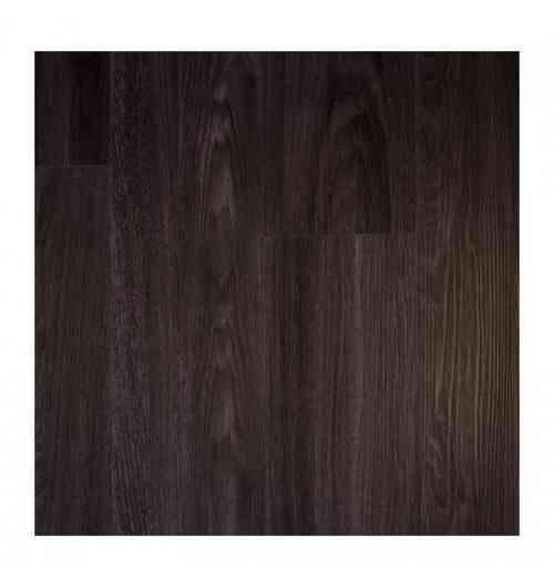 Lames en PVC rigides clipsables Océan - Coloris Black - La nouvelle gamme de lames en PVC à clipser nouvelle génération Océan offre l'aspect du bois avec les avantages d'un vinyle.