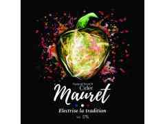 CIDRES MAURET PRESSION - VINS & GASTRONOMIE