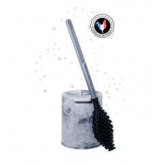'bbb La Brosse' Gris étoile - bbb La Brosse Noir zan Matières bio-sourcées et recyclées