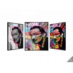 Dali's vue - Art cinétique