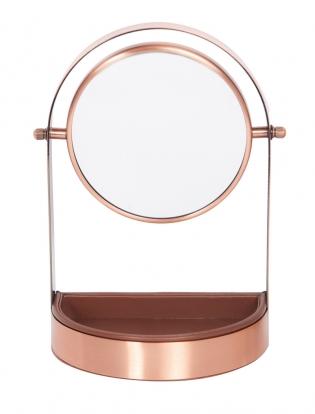 Miroir bronze