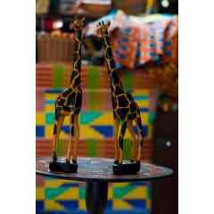 Sculpture Girafe