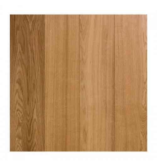 Parquet Chêne Chatelet Verni Brossé 14x189 - Le parquet Chatelet est un parquet contre collé en chêne à lames  larges. Facile à poser et à entretenir dans sa version verni/brossé/ blanchi .