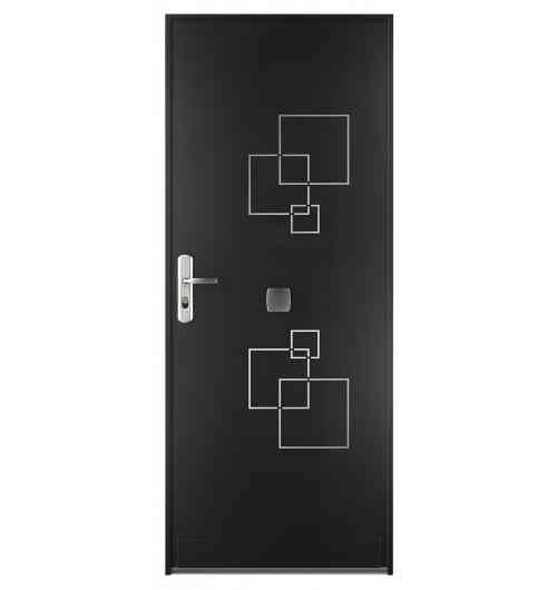 Porte blindée de maison Stylea - <p>Stylea est une porte blind&eacute;e de maison en acier, contemporaine et certifi&eacute;e A2P BP1. Elle est propos&eacute;e en de nombreuses finitions et coloris pour vous offrir d&rsquo;avantage de personnalisation. Stylea affiche d&rsquo;excellentes performances thermiques et phoniques, qui isoleront votre domicile des nuisances sonores et des intemp&eacute;ries. La Stylea se d&eacute;cline&nbsp;avec une ou deux partie(s) fixe(s) lat&eacute;rale(s) (ou tierce(s)), vitr&eacute;e(s) ou non vitr&eacute;e(s), pour les grandes largeurs. La Stylea r&eacute;pond &eacute;galement aux configuration de type grande hauteur avec une partie sup&eacute;rieure fixe (imposte), vitr&eacute;e ou non vitr&eacute;e.</p> <p>Point Fort Fichet commercialise aussi des portes de garage qui s&rsquo;accorderont parfaitement avec votre porte de maison.&nbsp;</p>