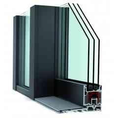 Porte–fenêtre levante coulissante en PVC ou mixte PVC/Aluminium KS430 - Porte–fenêtre levante coulissante en PVC ou mixte PVC/Aluminium KS430