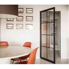 Portes intérieur en acier - Nos portes se distingue par des finitions de haute qualité et une installation simple.