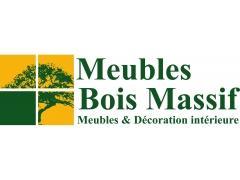 MEUBLES BOIS MASSIF - AMEUBLEMENT - LITERIE - LUMINAIRE
