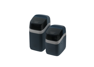 Adoucisseurs Compact connectés - <p>Aussi performants qu'élégants, les adoucisseurs eVOLUTION allient design et technologie.Conçus pour s'adapter à tous les espaces, les modèles Compact sont équipés de la technologie Wi-Fi, d'un détecteur de sel infrarouge et d'un couvercle amovible pour facilter le rechargement en sel.</p>