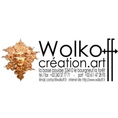 Wolkoff.Creation.Art - AMEUBLEMENT - LITERIE - LUMINAIRE