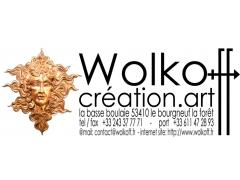Wolkoff.Creation.Art - AMEUBLEMENT - LITERIE - LUMINAIRE
