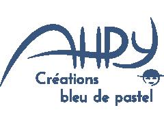 AHPY Créations Bleu de Pastel - ARTISANAT