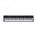 ROLAND FP-30 - <p>Le piano numérique FP 30 de ROLAND constitue un choix idéal pour les musiciens de scène ainsi que les écoles de musique. Il intègre les fameux toucher et sons ROLAND, ainsi que toutes les dernières fonctionnalités des numériques ROLAND. Il reproduit de nombreux autres sons que celui du piano et propose des exercices variés d'apprentissage.</p> <p>Les points forts :</p> <ul> <li>Clavier de 88 touches</li> <li>Toucher mécanique type PHA-4</li> <li>Son SuperNatural</li> <li>Léger et facile à transporter</li> <li>Mode Twin piano</li> <li>Fonction enregistrement</li> <li>Compatible Bluetooth</li> <li><strong>Stand</strong> accessoire <strong>en option</strong></li> <li>Une pédale</li> <li><strong>Pédalier </strong>accessoire <strong>trois pédales en option</strong></li> <li>Amplificateur</li> <li>Poids : 14,10 kg</li> <li></li> </ul>