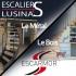 Lusina'S - Escarmor - Escaliers Lusina'S - Escarmor