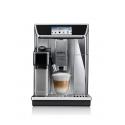 Robot café avec broyeur à grains connecté De'Longhi - PrimaDonna Elite Experience  - <p>L'expérience ultime avec PrimaDonna Elite Experience De'Longhi</p> <p>Unique, comme vous.</p> <p>La nouvelle expérience café!</p> <p>Espresso broyeur connecté De'longhi</p> <p>De'Longhi, fabricant italien, leader des machines Espresso avec broyeur présente la dernière-née de la génération connectée: PrimaDonna Elite Experience conçu autour de 3 grands axes: performance, connectivité & interaction pour un confort d'utilisation inégalé, une personnalisation intuitive et plus simple.</p> <p>Directement de votre smartphone ou de l'écran couleur tactile, vous pouvez sélectionner plus de 28 boissons: thé blanc, thé vert, thé Oolong, café frappé, Americano, mousse de lait froide …</p> <p>Il est possible de personnaliser à l'infini votre boisson préférée et la mémoriser selon votre profil.</p>