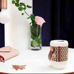 ODYSCENT - Odyscent est le diffuseur de parfums de créateurs qui embellit et parfume votre intérieur sans contrainte. Chic et élégant, conçu pour être 100% nomade, avec sa poignée en cuir, sa batterie longue durée, Odyscent s'adapte à toutes les pièces de la maison au gré de vos envies.  Une technologie française innovante et brevetée respectueuse de la santé et de l'environnement. https://www.youtube.com/watch?v=HgoIGHX9TGo    Odyscent is a diffuser for designer fragrances that brings beauty and scents into your home.  Chic and elegant and designed to be fully portable, Odyscent comes with a leather handle and long-life battery. Use it in any room to match your mood. Patented, innovative technology that is safe for health and the environment. https://www.youtube.com/watch?v=HgoIGHX9TGo