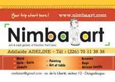 NIMBA ART BURKINA FASO - ARTISANAT