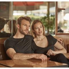 T-shirt lin 100% français - T-shirt manches courtes et manches longues Fabriqué avec du lin 100% français Tricoté et confectionné en France Made in France
